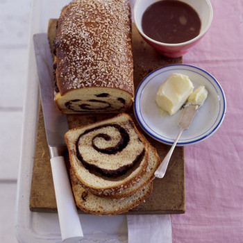 Chocolate Swirl Brioche