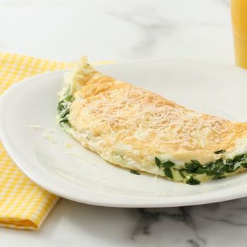 Egg White Omelet Video