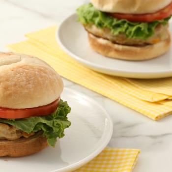 Chicken Burgers Video