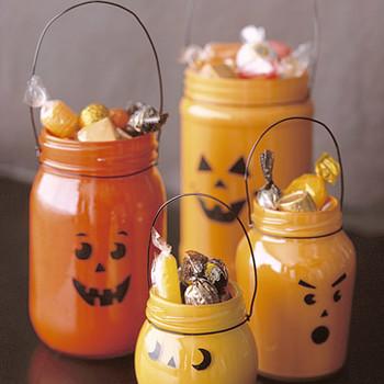 Jar-o'-Lanterns