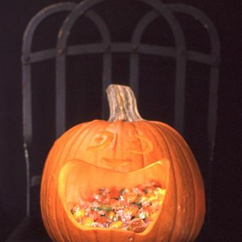 Candy-Cursed Jack-o'-Lantern