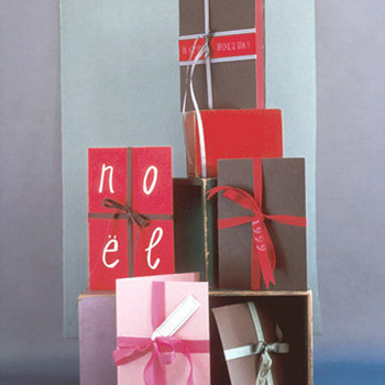 Gift-Wrapped Cards