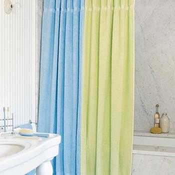 Terry-Cloth Curtain