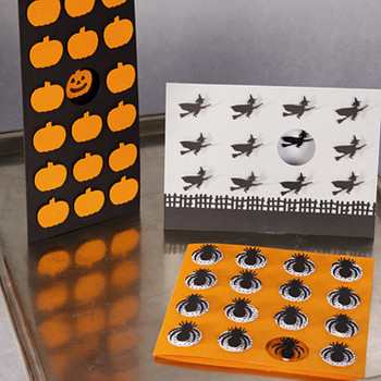 Craft Punch Halloween Cards