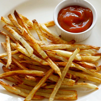 Baked Oven Frites