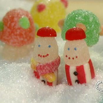 Gumdrop Candy Ornaments