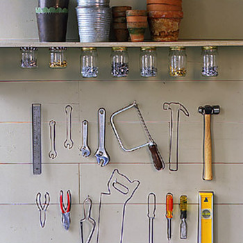 18 Garage and Shed Organizing Ideas