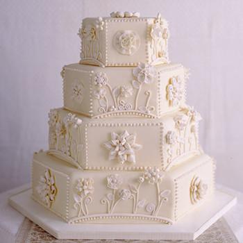 Applique Cake