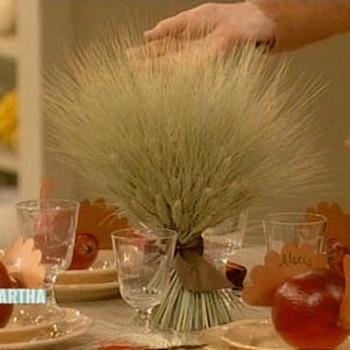 Wheat Sheaf Ideas