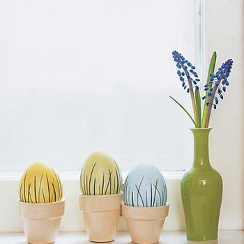 Grass Motif Crafts