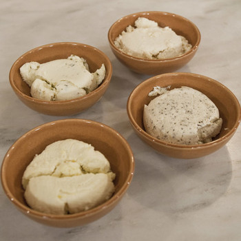 Vanilla Buttermilk Fresh Cheese