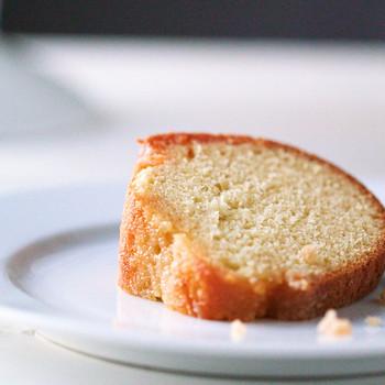 Brown Butter Cake with Kentucky Bourbon EDFSC