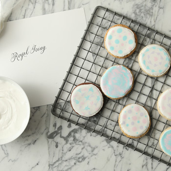 Simple Royal Icing