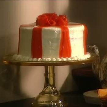Carrot Ginger Cake