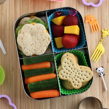 How to Make Fabulous and Fun Bento Box Lunches For Your Kids