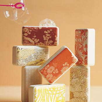 Japanese-Motif Soaps