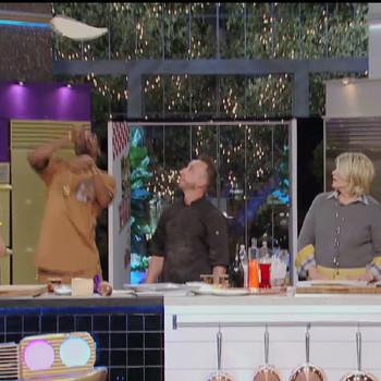 "A Sneak Peek of ""Martha & Snoop's Potluck Dinner Party"" Episode 110"