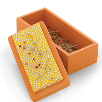 Magnetized Pin Box