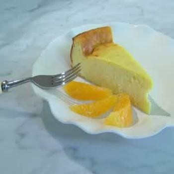 Lemon-Orange Ricotta Cheesecake
