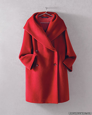 Winter Coat Fashion Show