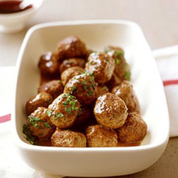 Smorgasbord Swedish Meatballs