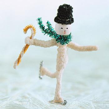 Making Figures: Snowman