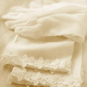 Daisy-Chain Gloves