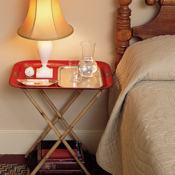 The Easiest Way to Make a Bedside Table