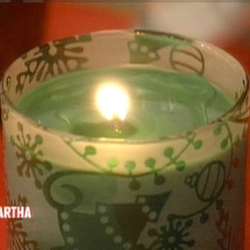 Container Candle Making