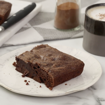 Cappuccino Brownie