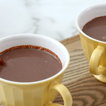 Watch: Spicy-Hot Chocolate with Cinnamon