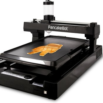 Doesn't Everyone Need a PancakeBot?