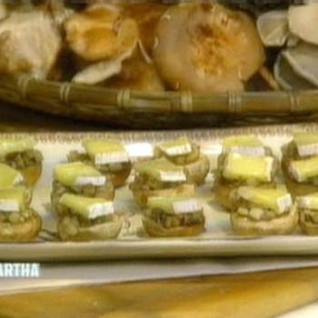 Mushroom Hors d'Oeuvre