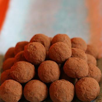 Earl Grey Tea-Infused Truffles