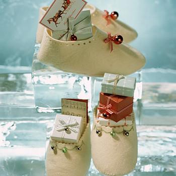 Bell Slippers