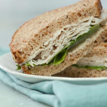 Turkey Caesar Sandwich Video