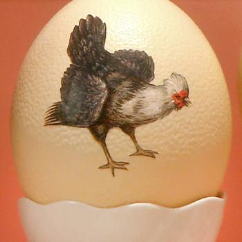 Three Ways to Decoupage Easter Eggs