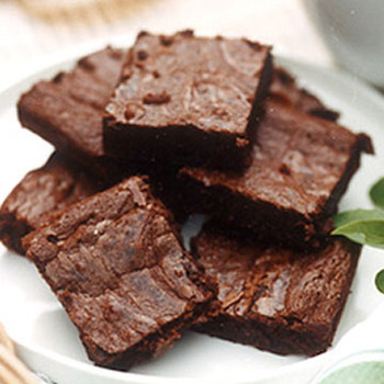 "Martha Louise Stewart's ""To-Die-For"" Brownies"