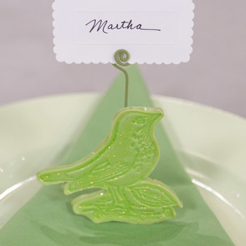 Bird and Butterfly Place Card Crafts