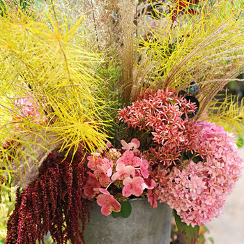 Fall Foliage Arrangement