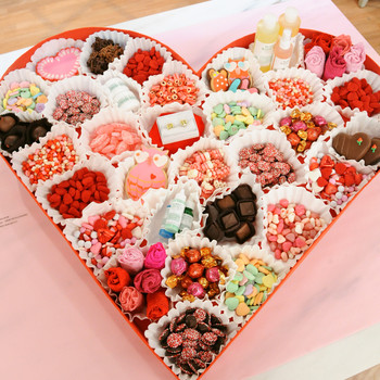 Giant Heart Gift Box
