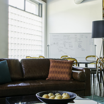 Go Inside a Startup's Fabulous Work Space