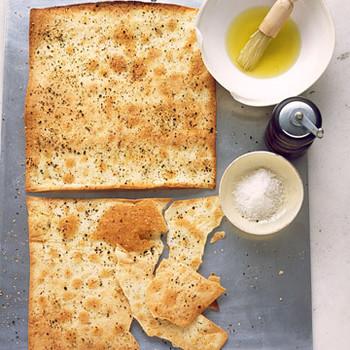 Lavash Crisps