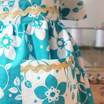 How to Sew Your Own Vintage-Inspired Apron