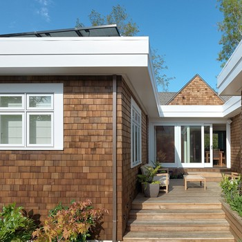 Before & After: A Small Craftsman Cottage Gets A Completely New Look