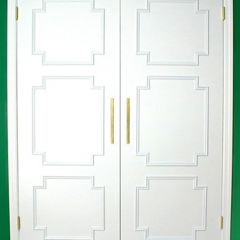 The Magic of Molding: An Easy DIY to Transform Your Boring Flat Doors