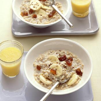 Steel-Cut Oat Porridge