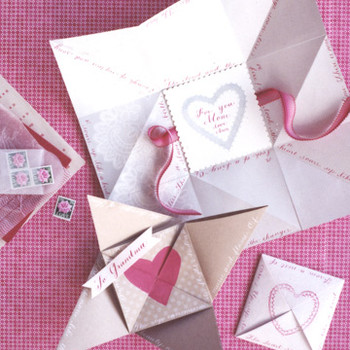 Antique-Style Valentine