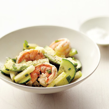 Avocado and Shrimp Salad
