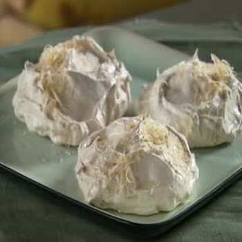 Puffy Meringue Clouds